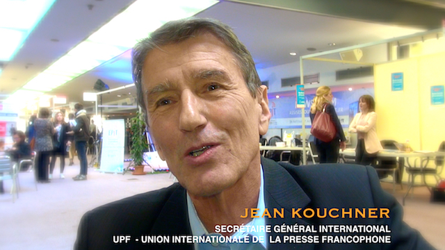 Jean Kouchner, Secrétaire génėral international de l'UPF